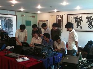 广州H3C认证网络排错专家(H3CTE)培训圆满结束