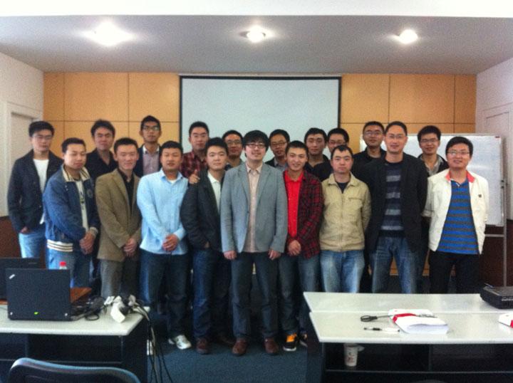 北京金桥世纪H3CIMC培训圆满结束