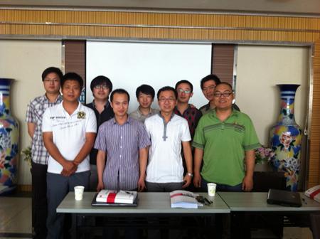 金桥世纪新疆H3C-iMC培训班学员全部通过H3C-iMC认证考试