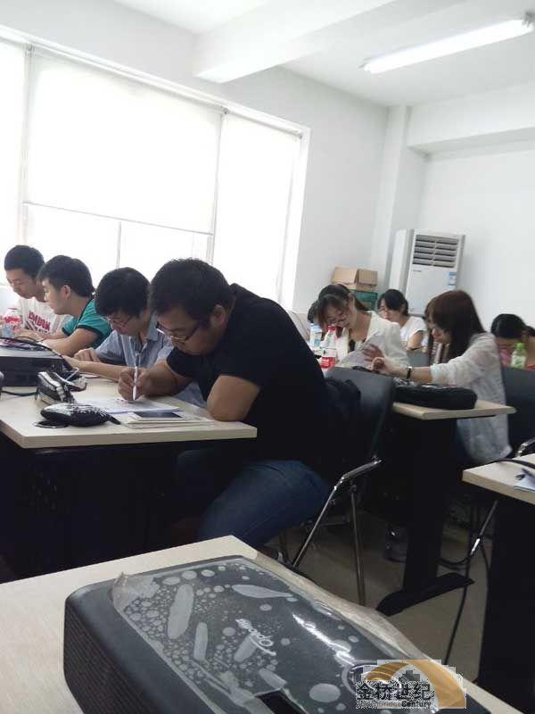 联合大学学生实训课程圆满结束